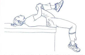 久坐要注意髂腰肌的拉伸