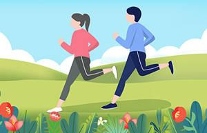 青少年多练长跑好处多