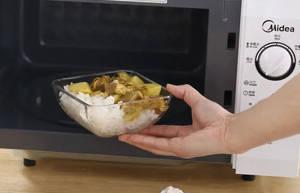 微波炉加热食物会致癌?辐射会损害健康?