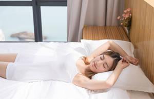从睡眠姿势看人体的健康状况