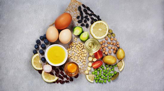保证营养维持健康