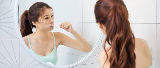 怎样刷牙更有效?