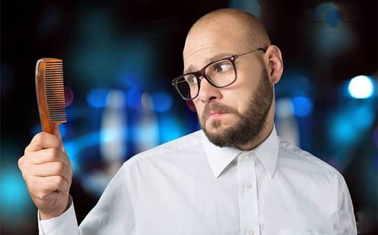 男性为什么比较容易脱发?