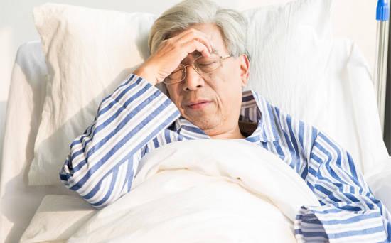 老年人激动容易生病