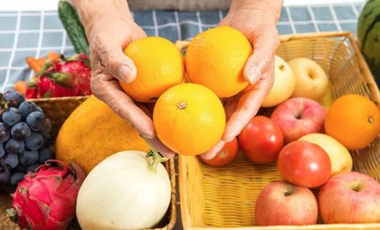 多吃各种果蔬补充维生素