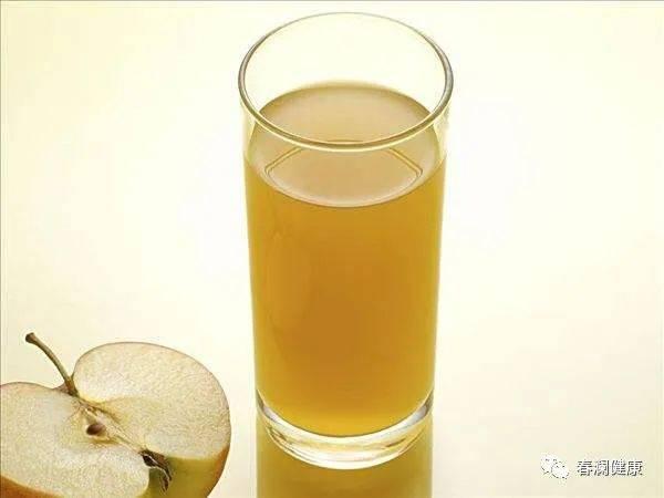 苹果榨的汁
