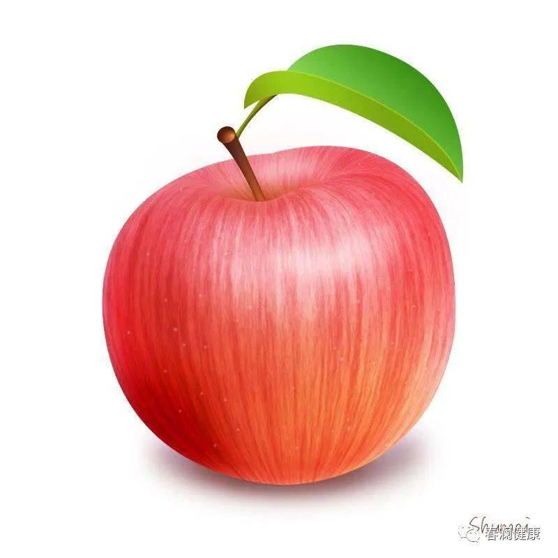苹果的功效作用