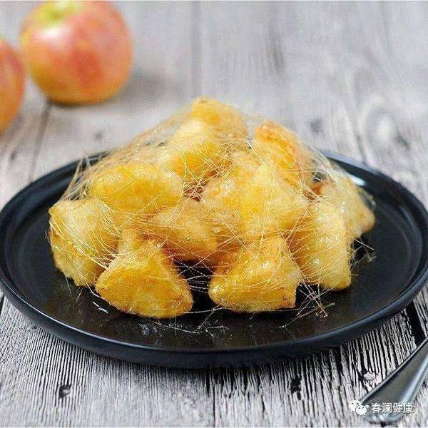 苹果做的美食