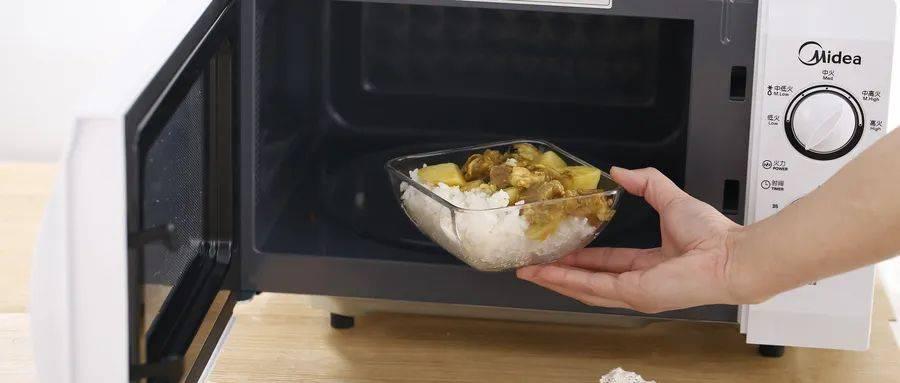 微波炉加热食物不会致癌
