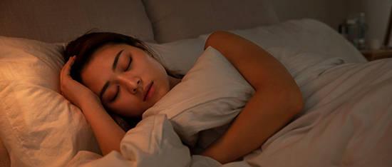 睡眠的规律