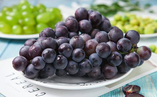 葡萄的功效作用及食用禁忌