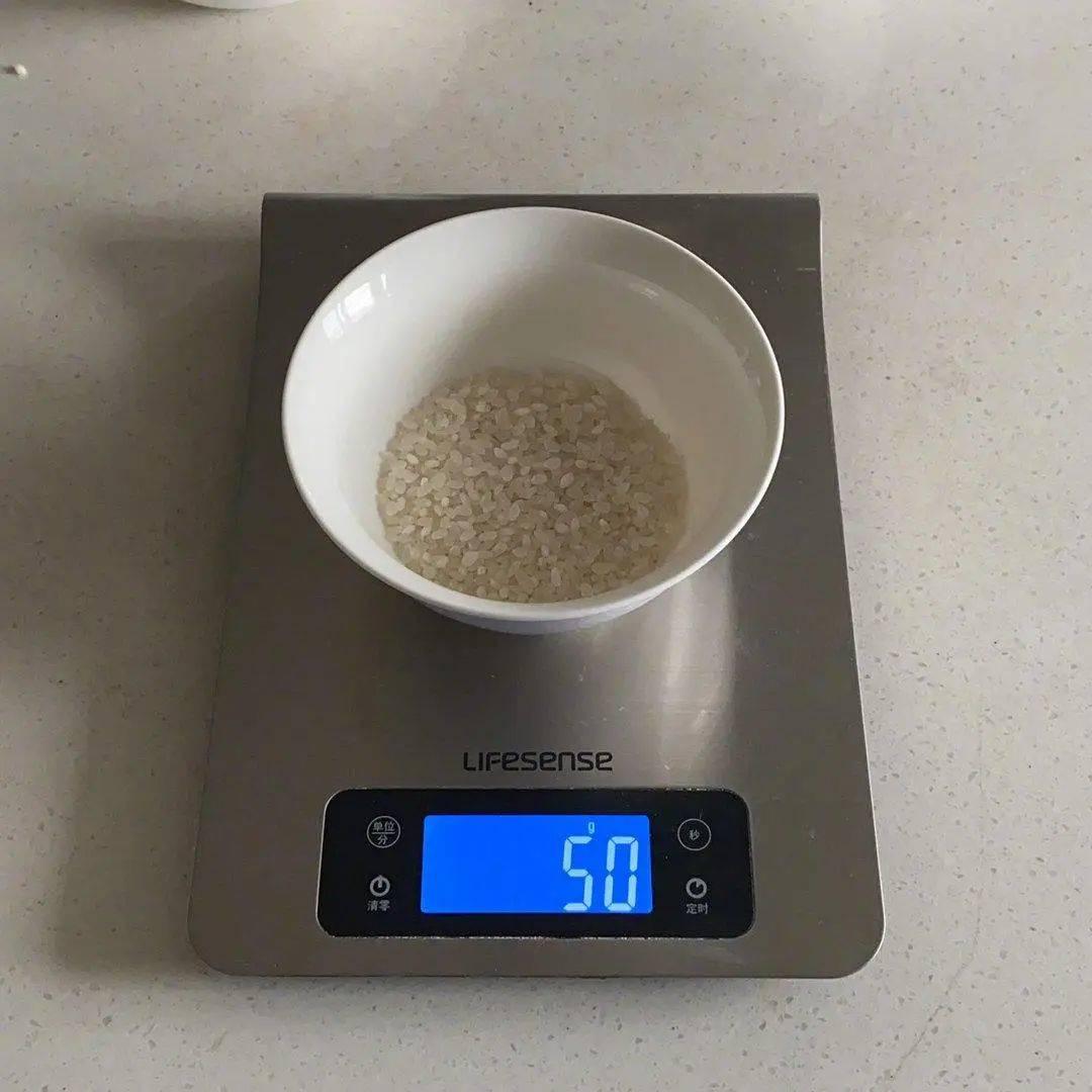 50G米饭热量