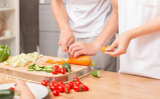 合理饮食预防癌症