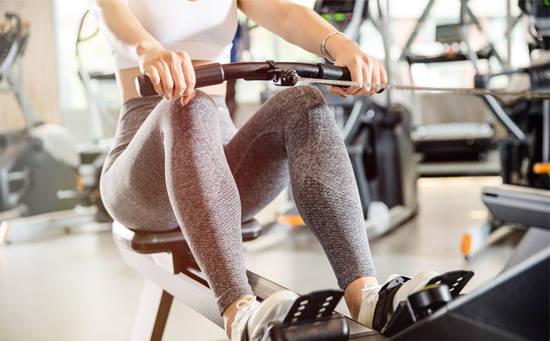 定期运动保健康