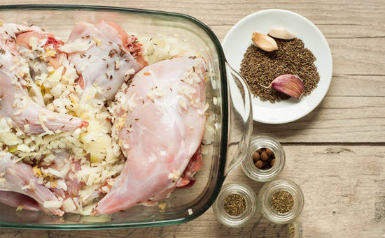 兔肉的功效作用及食用禁忌
