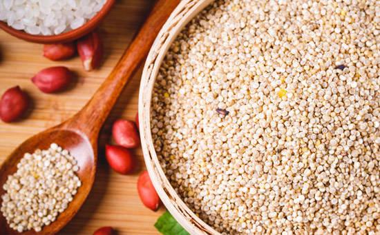藜麦拥有较全面的植物蛋白