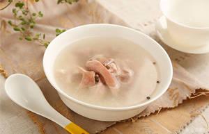 老寒胃食疗:胡椒猪肚汤