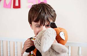 通过调理脾胃治好了小孩的频繁眨眼
