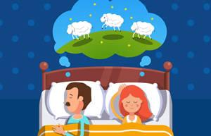 """""""数羊""""有助入睡吗?"""