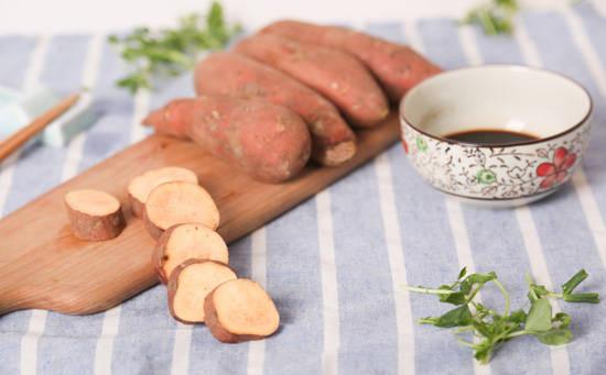 番薯的中医功效作用