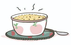 婴幼儿主食适合吃粥吗?