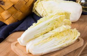 从中医谈白菜的功效作用