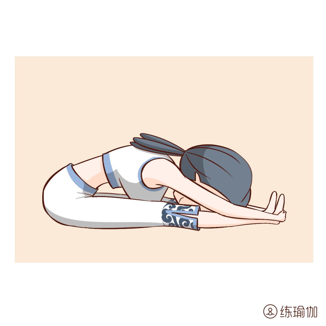 背部伸展式