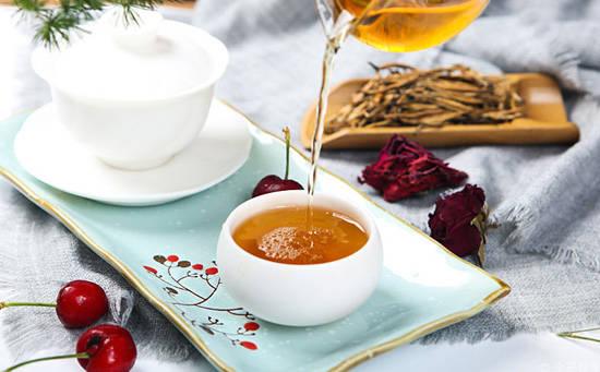 喝茶对健康有什么益处?