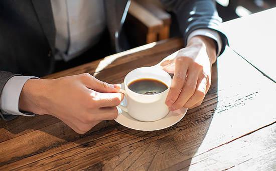 适量喝咖啡对健康有好处