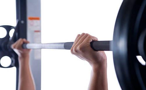 高强度运动