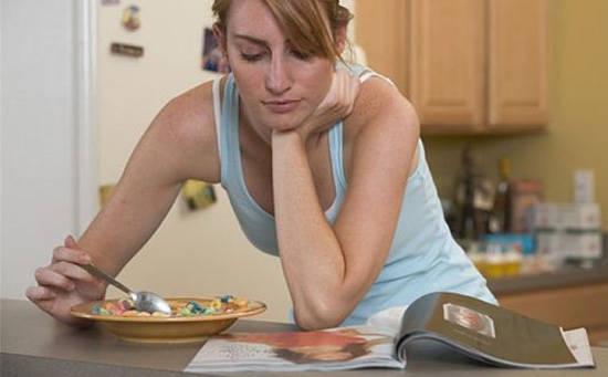 不吃晚饭、主食减肥