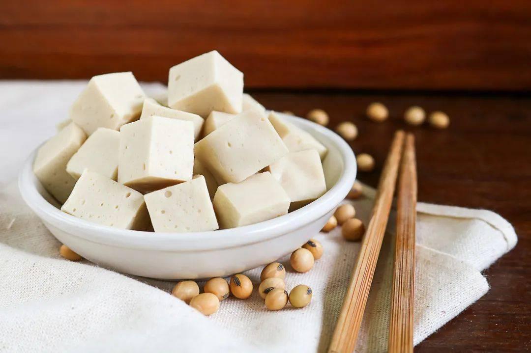 麦冬烧豆腐