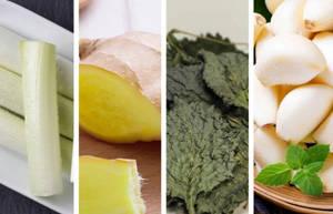 葱白水、姜汤、紫苏水、大蒜水哪个对感冒流鼻涕更有效?