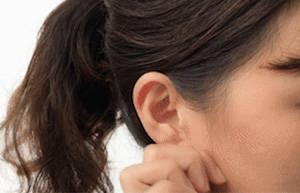 """耳朵上的""""保健地图"""",对症按揉有效果"""