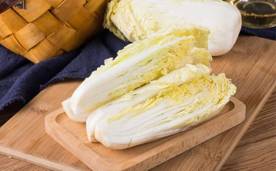 大白菜的营养价功效
