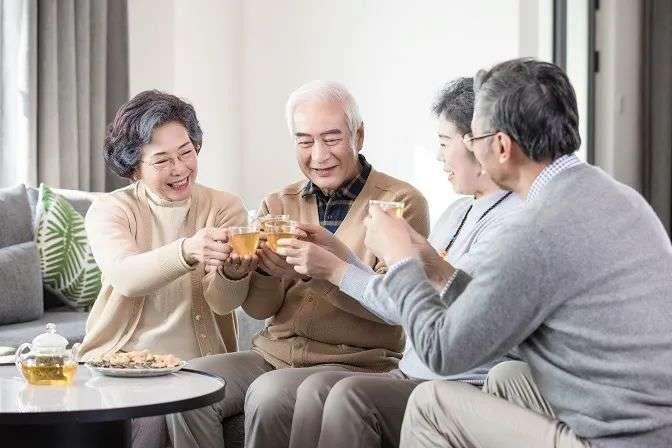 老年群体秋衣秋裤的挑选