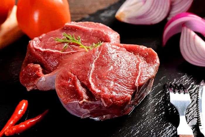 牛肉富含维生素B6