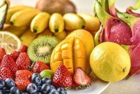 每天吃多少水果