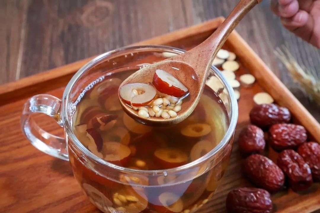 甘麦大枣茶