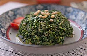 野菜马兰头,春天最珍贵的馈赠