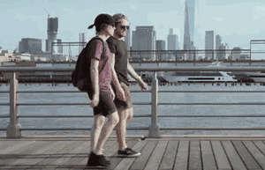 """学会正确的""""散步姿势"""",强身健体少生病"""
