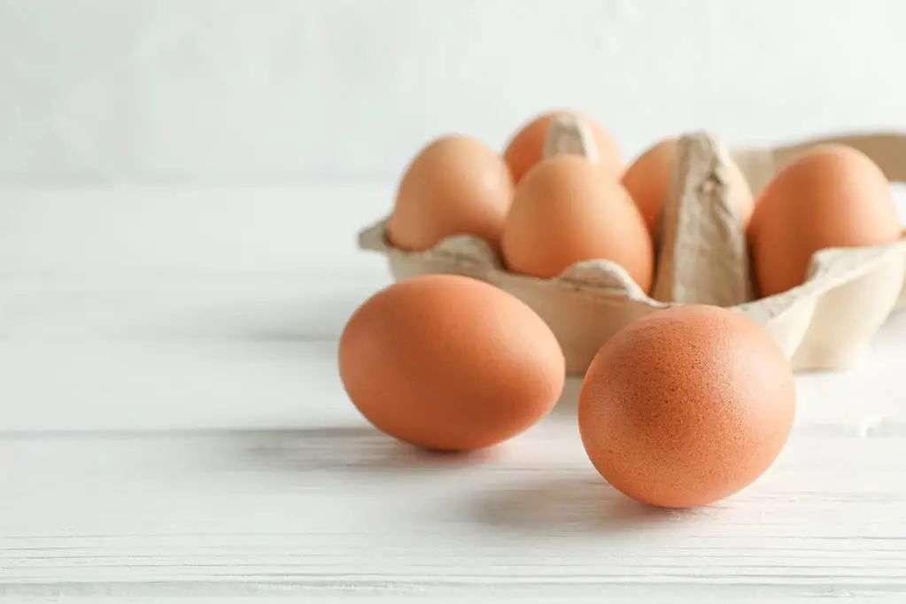 好鸡蛋的辨别