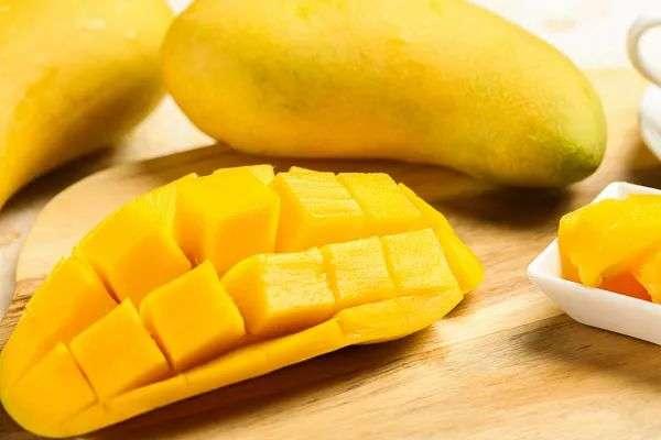 芒果偏湿热