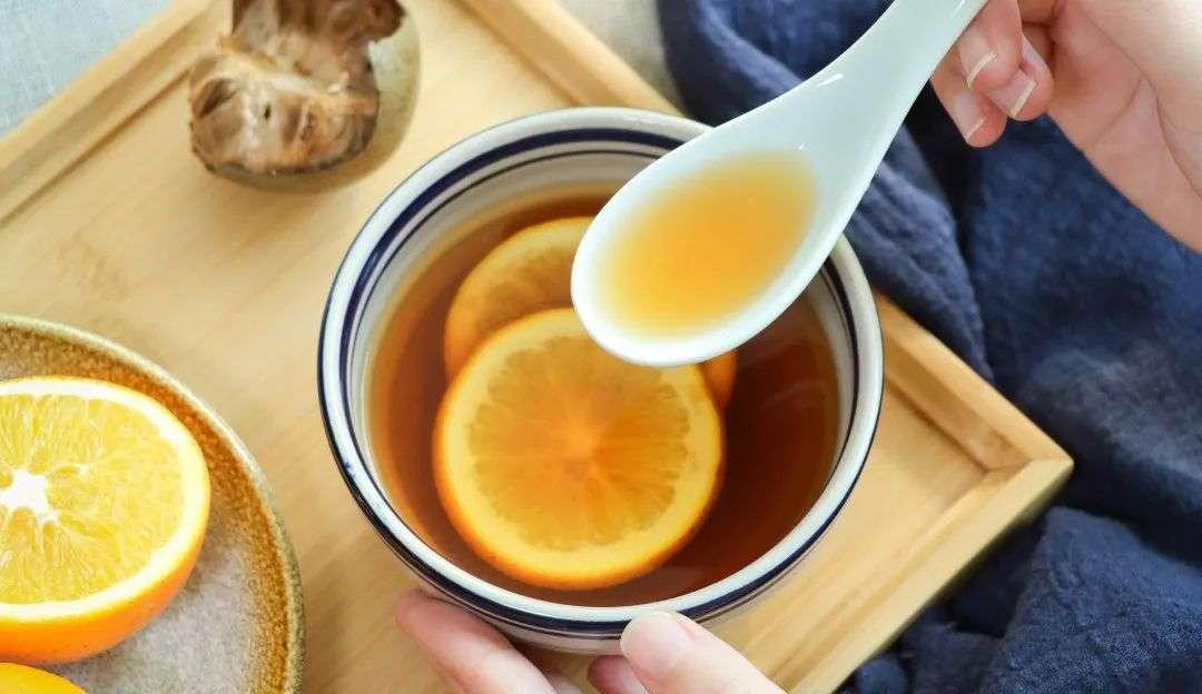 罗汉果橙子汤