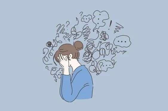 焦虑造成失眠