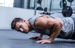 健身人健身水平自测表