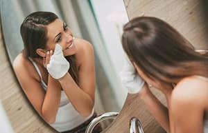 怎样温和地卸妆干净不伤肤