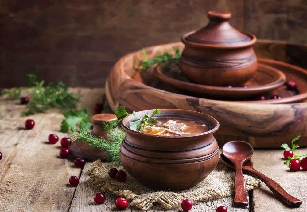 健脾祛湿猪胰汤