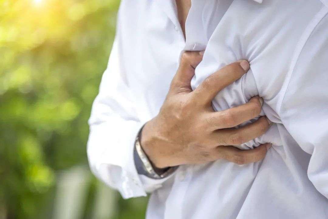 心绞痛的5个特征