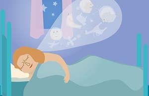 梦见去世亲人的心理学解读